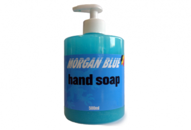 Sapone per le mani Morgan Blue 500 ml