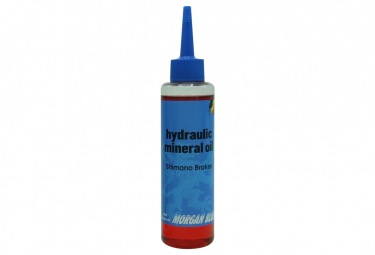 Olio Minerale Idraulico Morgan Blue 125 ml