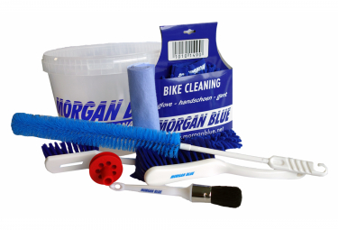 Morgan Blue Brush Kit