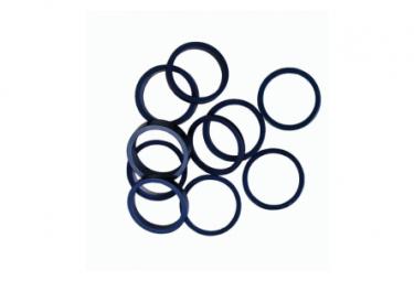 Bagues de réhausse aluminium 1P1 8 blue