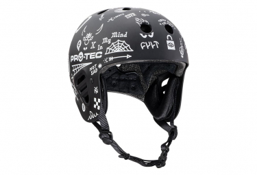 Casque Bol Pro-tec X Cult Full Cut Noir