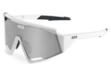 Gafas koo spectro blanco   plata