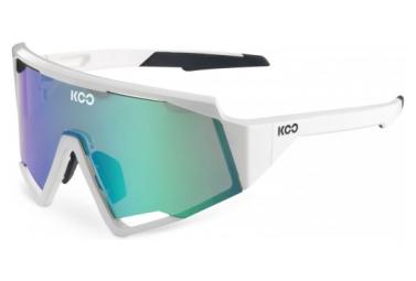 Lunettes Koo Spectro Blanc / vert