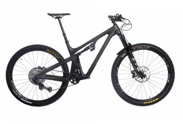 Vélo Tout-Suspendu Yeti-Cycles SB130 29'' Carbon Shimano SLX 12V Dark/Anthracite 2021