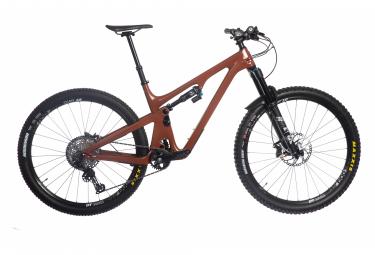 Yeti cycles sb130 bicicleta de carbono con suspension total de 29   39   39  shimano slx 12v brick 2021 l   178 191 cm