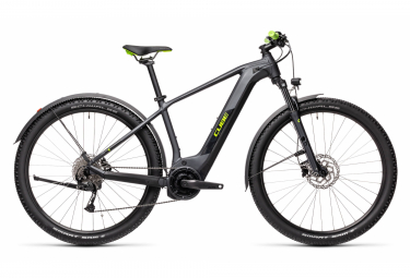 Electric Hardtail Cube Reaction Hybrid Performance 625 Allroad 29 Shimano Alivio 9S 29'' 2021