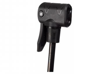 Neatt Oxygen Floor Pump (Max 260 psi / 18 bar) Black