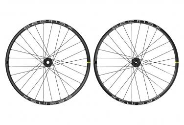 Juego de ruedas Mavic Deemax 27,5 '' | Impulso 15x110 - 12x148mm | 6 Hoyos 2021