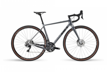 BH GravelX Evo 3.5 Gravel Bike Shimano GRX 11S 700 mm Grau 2021