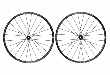 Juego de ruedas Mavic Crossmax XL S 29 '' | Impulso 15x110 - 12x148mm | 6 Hoyos 2021