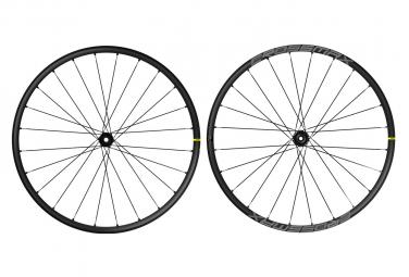 Juego de ruedas Mavic Crossmax XL 27,5 '' | Impulso 15x110 - 12x148mm | Centerlock 2021