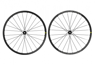 Paire de Roues Mavic Crossmax XL 29'' | Boost 15x110 - 12x148mm | 6 Trous 2021