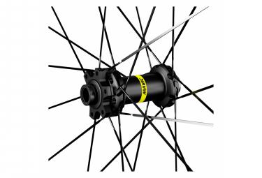 Paire de Roues Mavic Crossmax SL 29'' | Boost 15x110 - 12x148mm | 6 Trous 2021