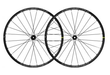 Juego de ruedas Mavic Crossmax SL 29 '' | Impulso 15x110 - 12x148mm | 6 Hoyos 2021