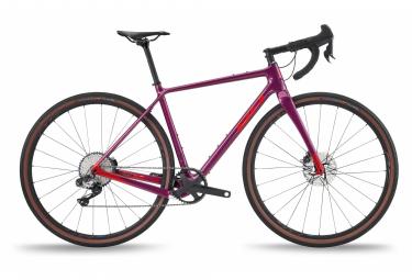 Gravel Bike BH GravelX Evo 4.0 Shimano GRX Di2 11V 700 mm Violet 2021