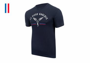 T-Shirt Manches Courtes LeBram & Sport d'Epoque Ailes Bleu
