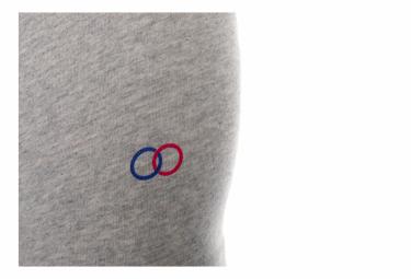 T-Shirt Manches Courtes LeBram & Sport d'Epoque Ailes Gris