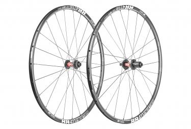 DT Swiss RR411 - Juego de ruedas de disco 240s 700c | 12x100 - 12x142mm | Centerlock
