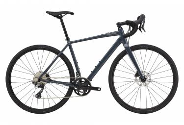 Cannondale Topstone 1 Gravel Bike Shimano GRX 11S 700 mm Slate Grey 2021