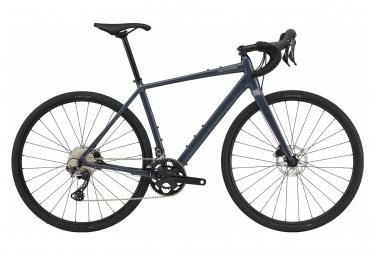 Cannondale Topstone 1 Gravel Bike Shimano GRX 11-fach 700 mm Schiefergrau 2021