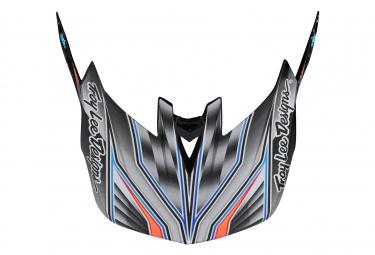 Visiera Troy Lee Designs D4 Low Rider Grey