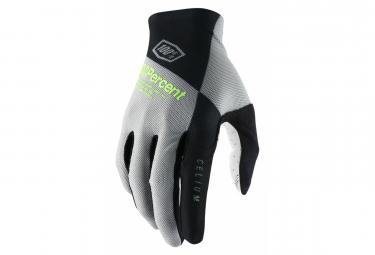 Paar Handschuhe 100% Celiumdampf / Kalk