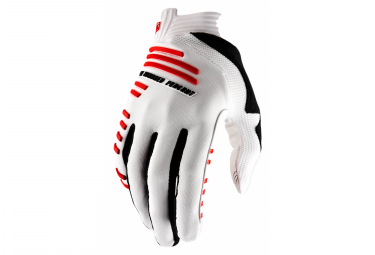 Pair of 100% R-Core White Gloves