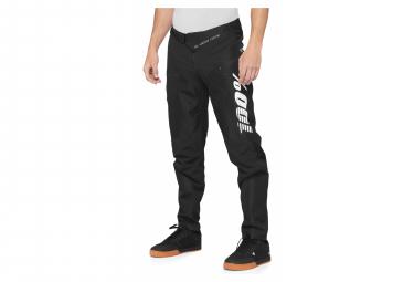 Pantaloni neri 100% R-Core