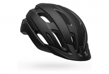 Casco Bell Trace LED nero opaco 2021