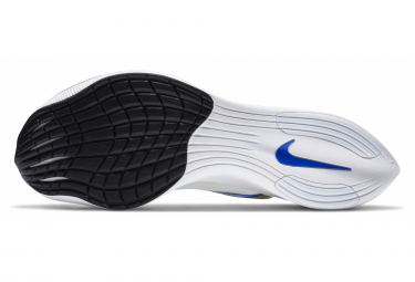Chaussures de Running Nike ZoomX Vaporfly Next% Ekiden Blanc / Bleu