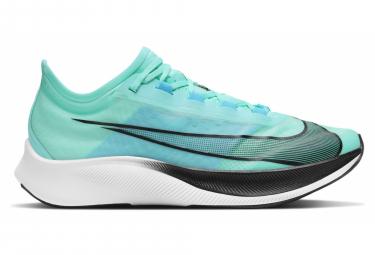 Scarpe da corsa Nike Zoom Fly 3 Uomo Verde Nero