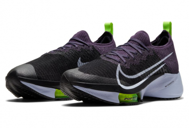 Chaussures de Running Femme Nike Air Zoom Tempo Next% Violet