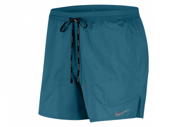 Pantalones Cortos Nike Flex Stride 5  Para Hombre Azul L