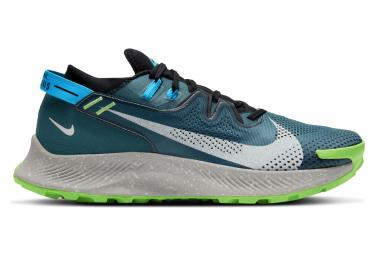 Nike Pegasus Trail 2 Trail Shoes Blue Green Men