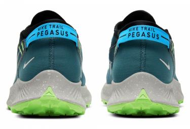 Chaussures de Trail Nike Pegasus Trail 2 Bleu / Vert