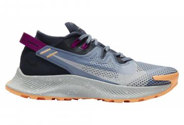 Chaussures de Trail Femme Nike Pegasus Trail 2 Noir / Bleu / Noir