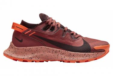 Chaussures de Trail Femme Nike Pegasus Trail 2 Noir / Rouge / Noir