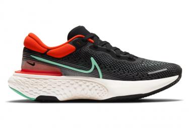 Zapatillas Nike ZoomX Invincible Run Flyknit para Hombre Negro / Rojo
