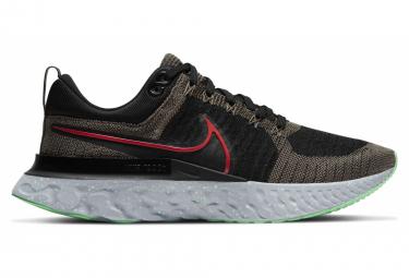 Nike React Infinity Run Flyknit 2 Zapatos Para Correr Negro Multicolor Hombre 44 1 2