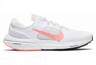 Zapatillas Running Nike Air Zoom Vomero 15 Blanco Naranja Mujer 38