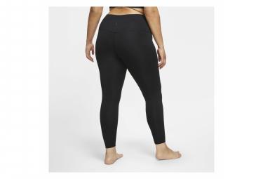 Collant 7/8 Nike Dri-Fit Yoga Noir Femme