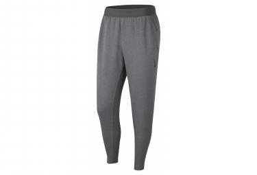 Nike Dri Fit Yoga Pantalones Gris Hombre M