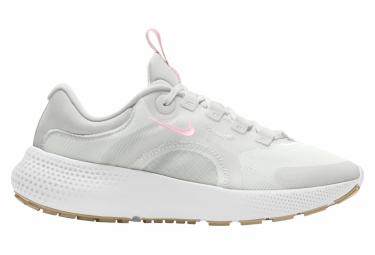 Zapatillas Nike React Escape Run para Mujer Blanco / Gris