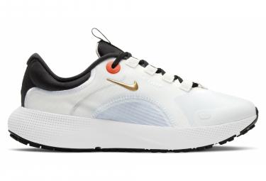 Zapatillas Nike React Escape Run para Mujer Blanco / Negro