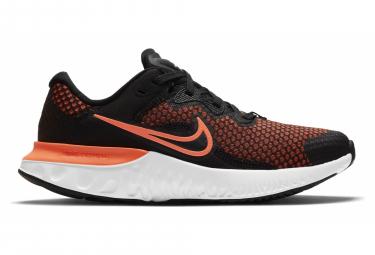 Zapatillas Running Nike Renew Run 2 Negro Rojo Ninos 39