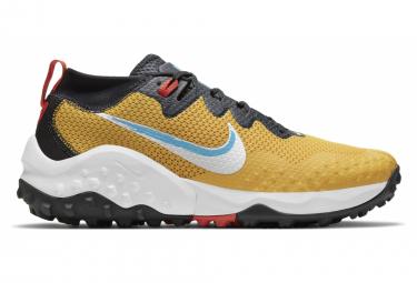 Chaussures de Trail Nike Wildhorse 7 Jaune Homme