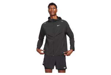 Veste coupe-vent Nike Windrunner Noir Homme