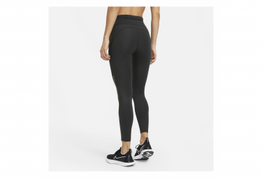 Collant 7/8 Nike Epic Faster Noir Femme