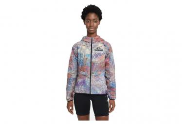 Veste coupe-vent Nike Windrunner Trail Multi-Color Femme