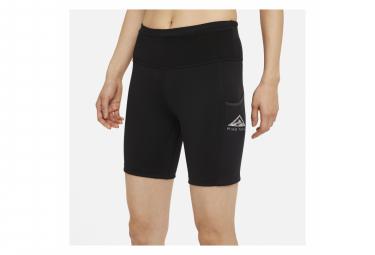 Short Femme Nike Epic Luxe Trail Noir